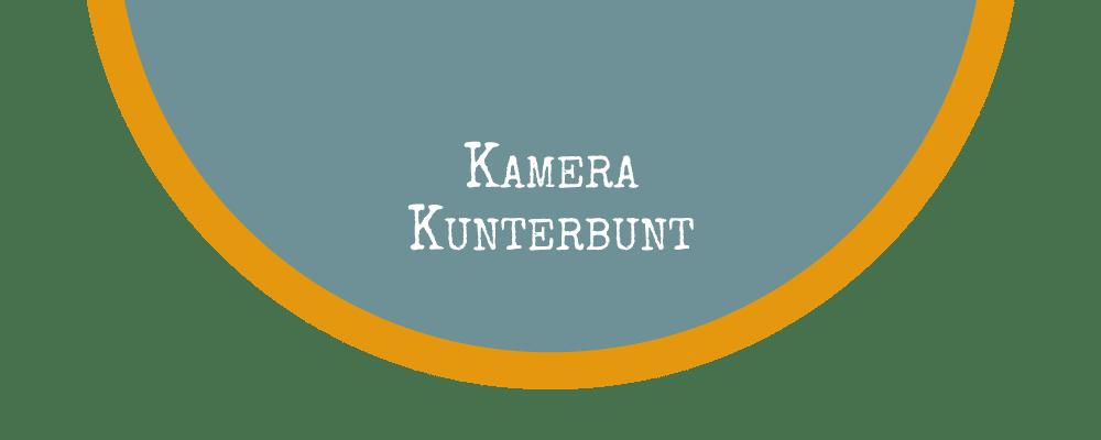 Kamera-Kunterbunt